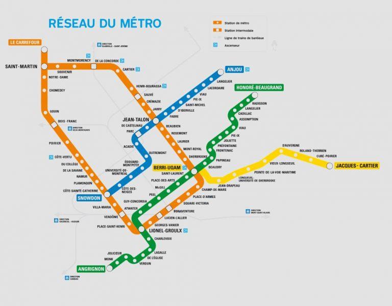 Streckennetz 2